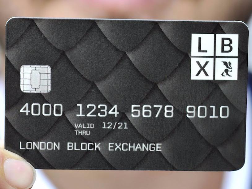 London Block Exchange