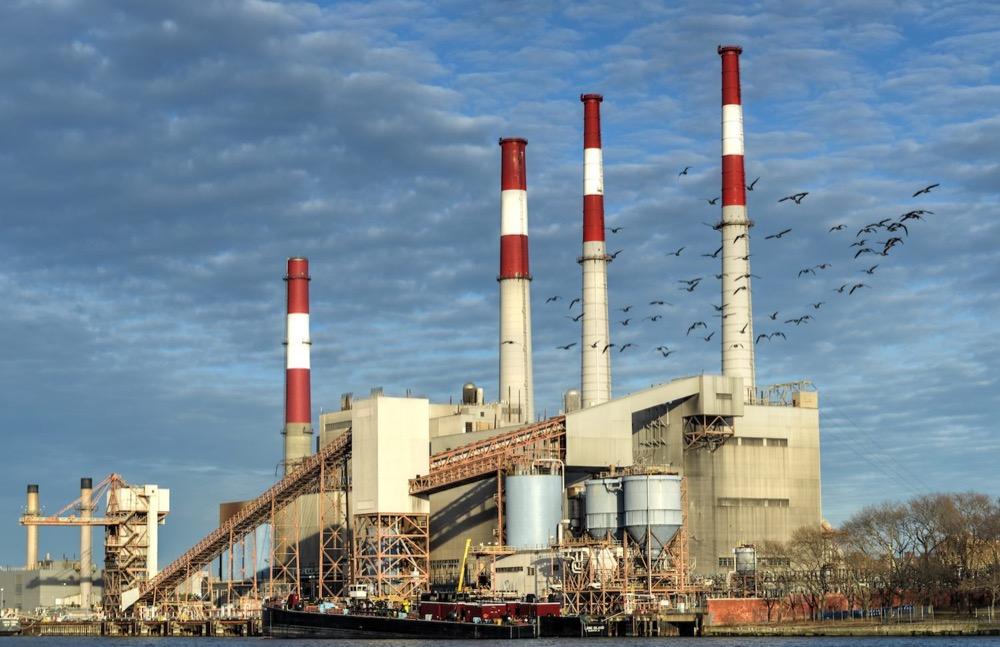 электростанция для майнинга
