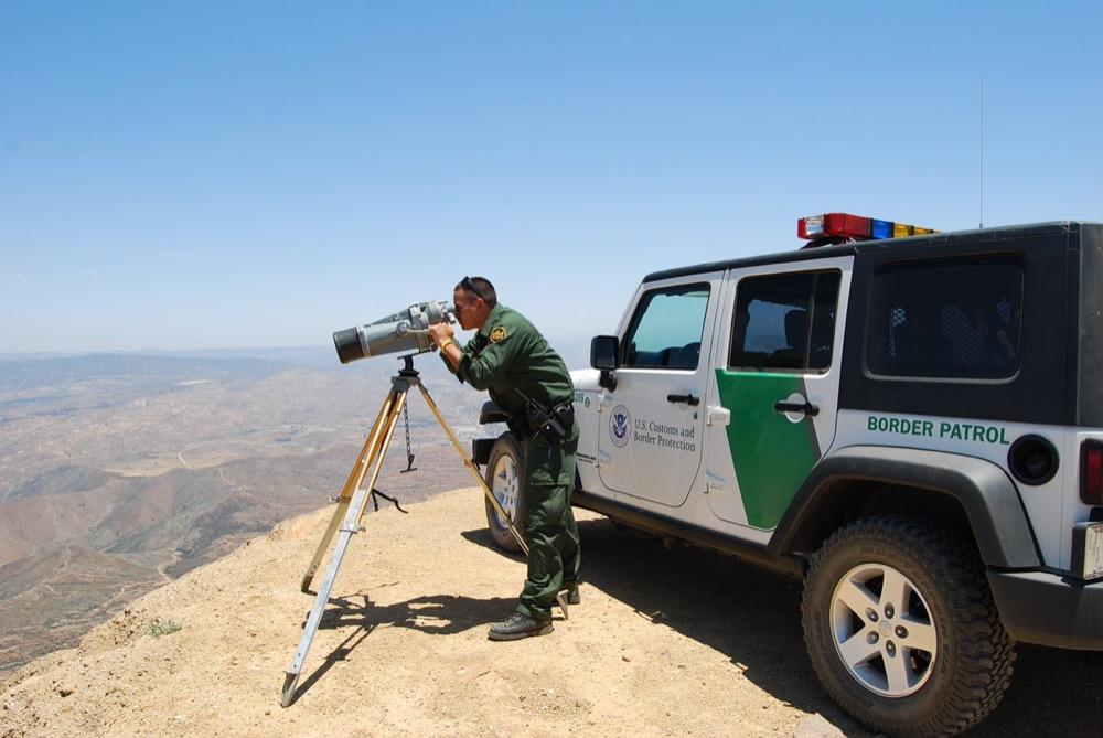 Пограничная служба США