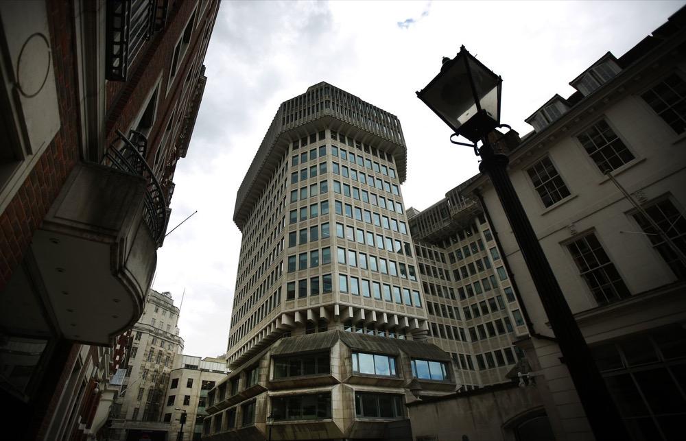 Министерство юстиции Великобритании