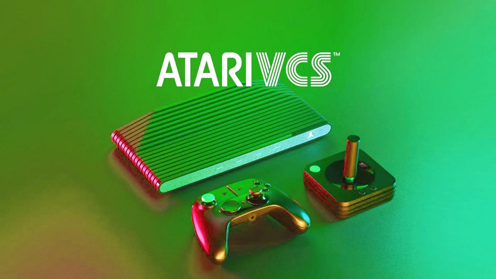Atari и Decentraland
