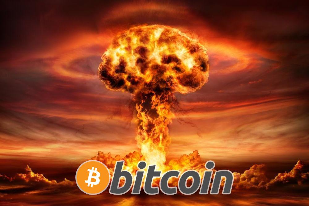 Закрытие сделок по BTC