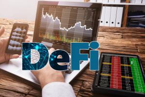 DeFi trading