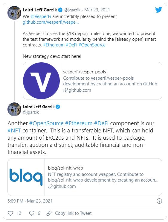 Vesper Finance
