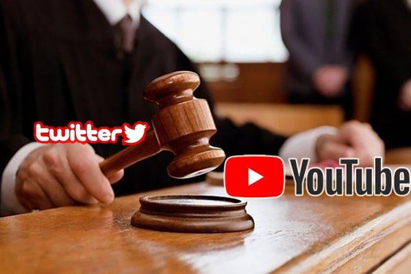 YouTube и Twitter