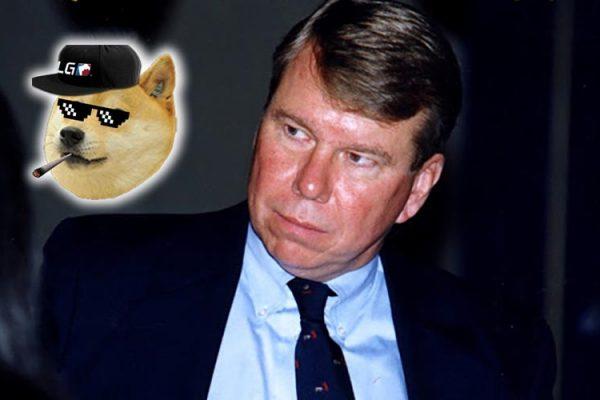Dogecoin Bollinger