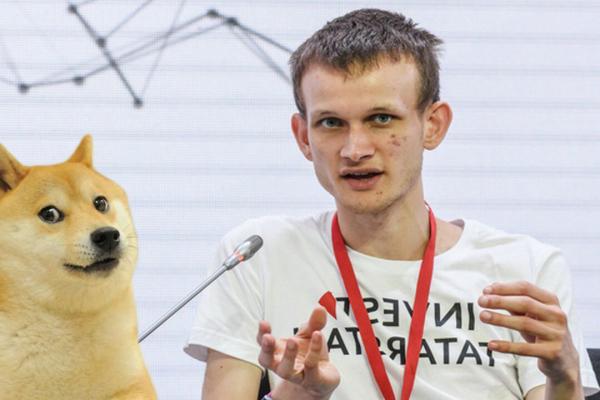 Бутерин продает DOGE