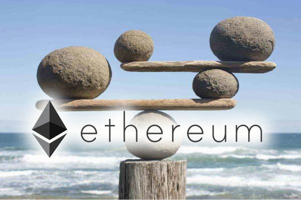 ETH balances