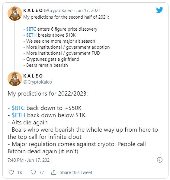 Криптоаналитик о биткоине