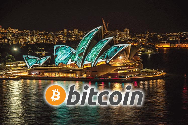 Первая BTC-карта Visa выпущена в Австралии