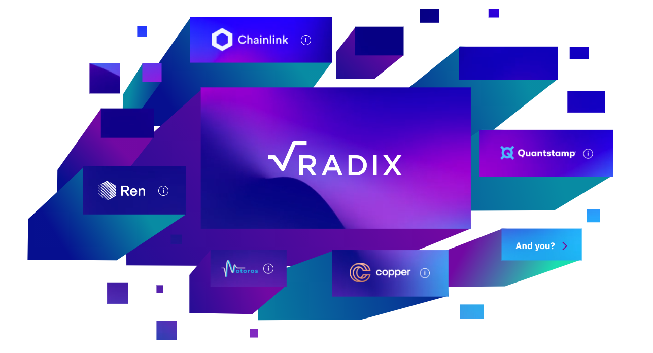 Платформа Radix
