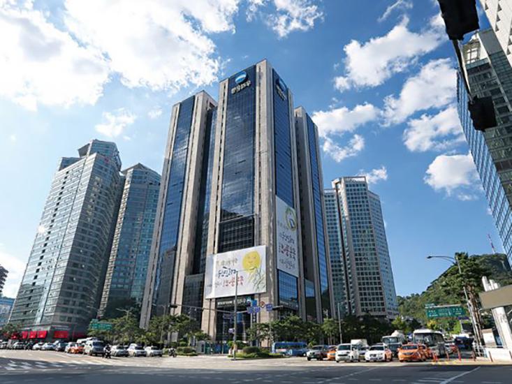 Корейский Woori Bank