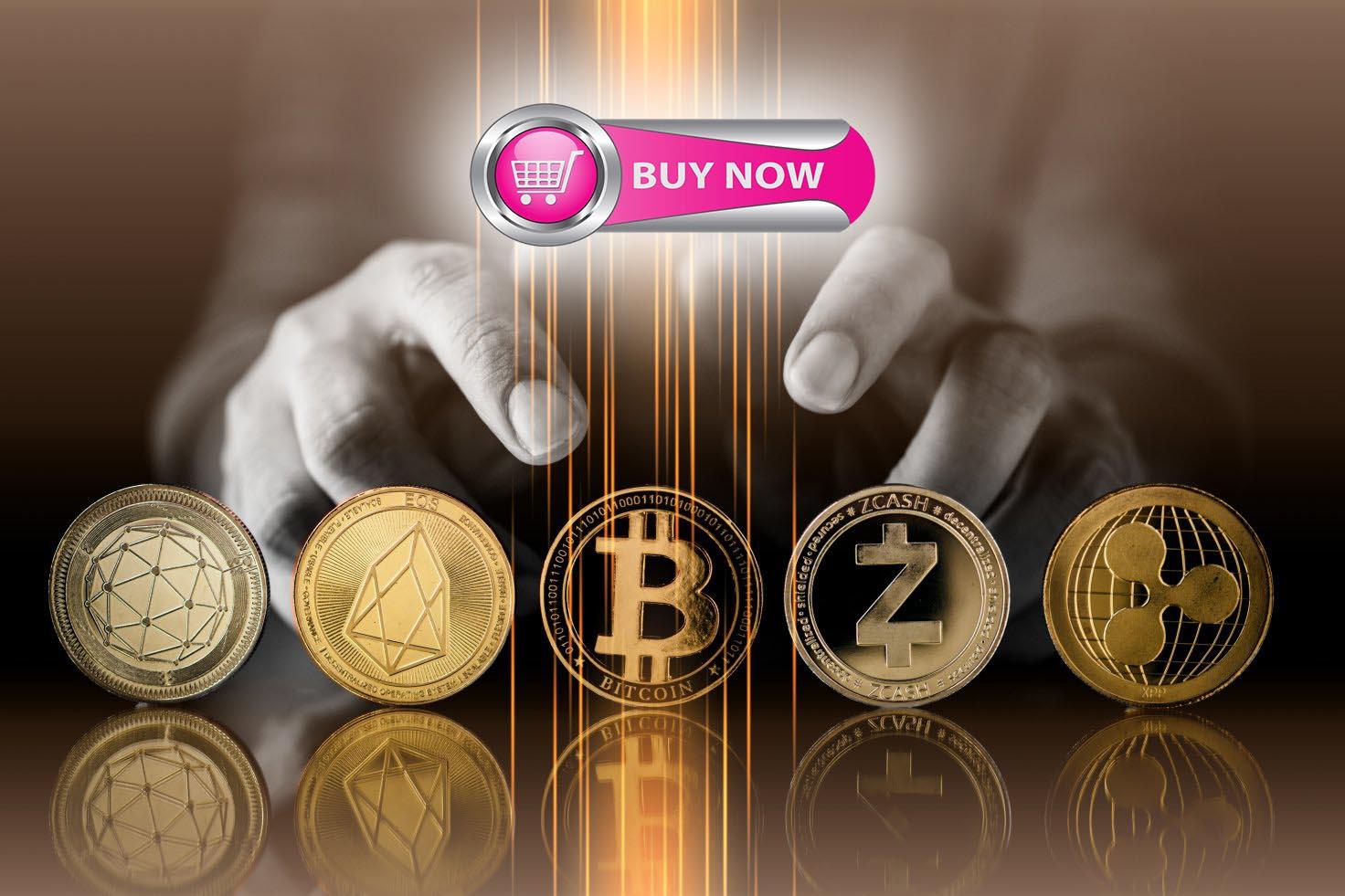 Как купить криптовалюту на бирже