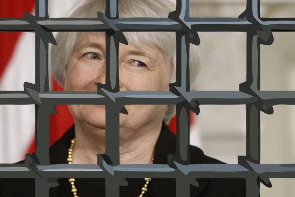 Джанет Йеллен обвиняется в коррупции