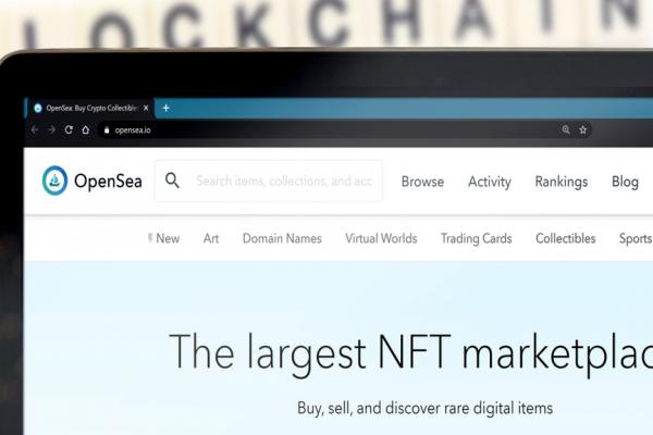 NFT Marketplace OpenSea
